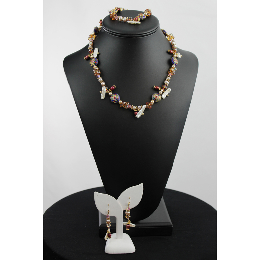 Jardin jewelry set spectrum gallery for Jardin jewelry